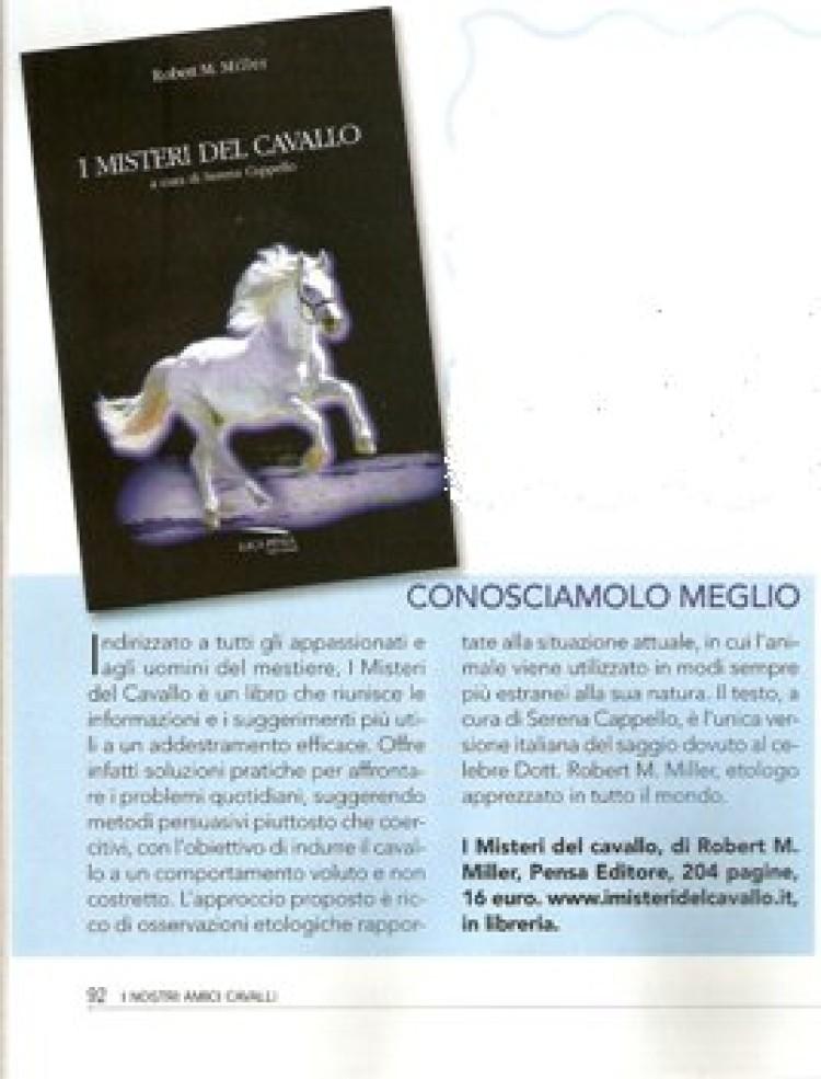 CONOSCIAMOLO MEGLIO