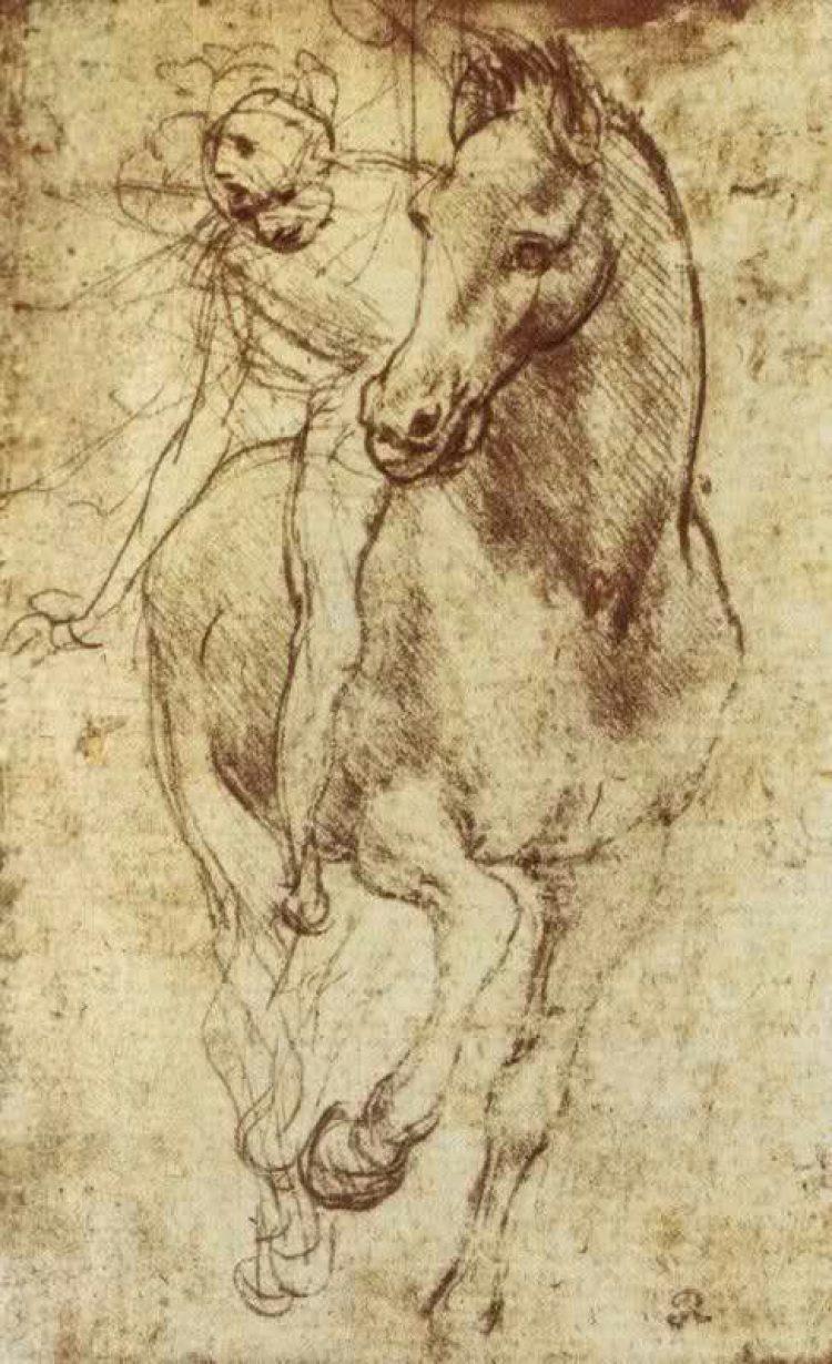 Il cavallo ti porta, tu porta te stesso