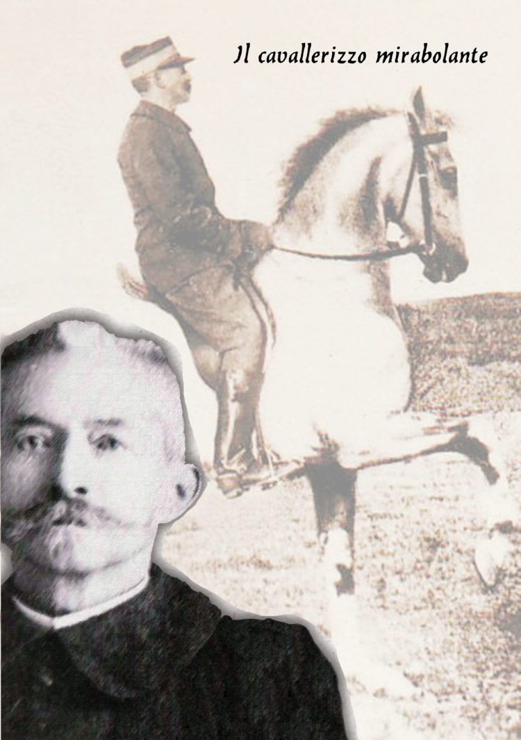 Étienne Beudant: il cavallerizzo mirabolante