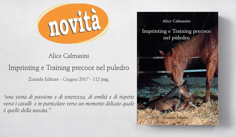 Imprinting e Training precoce nel puledro di Alice Calmasini