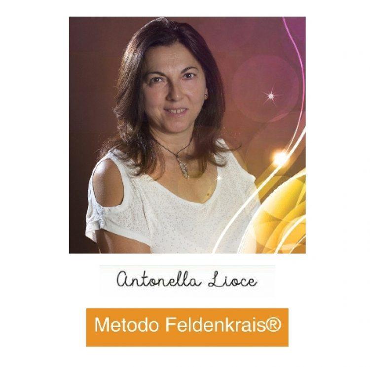 Dott.ssa Antonella Lioce: insegnante Feldenkrais