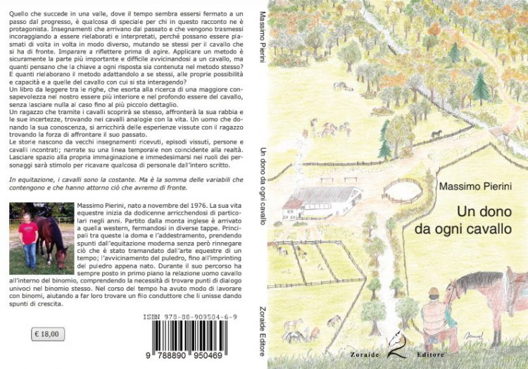 Un dono da ogni cavallo: nuovo libro