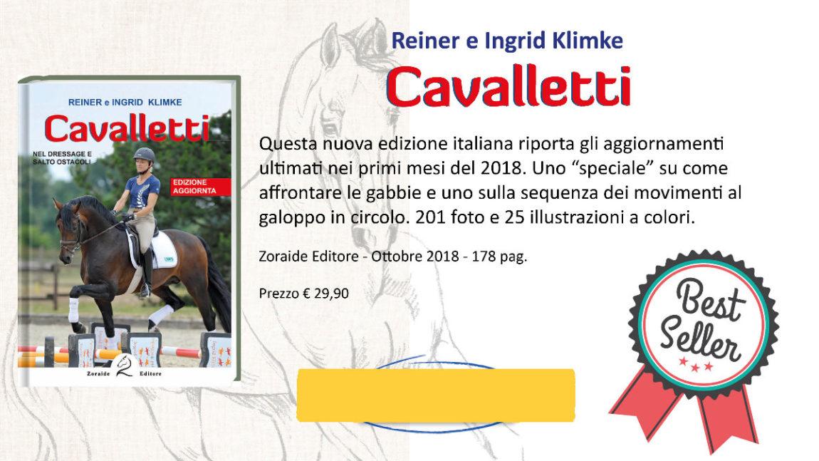 """Cavalletti"" di Reiner e Ingrid Klimke"