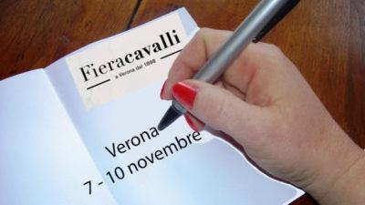 Fieracavalli 2019: primi appuntamenti da segnare in agenda