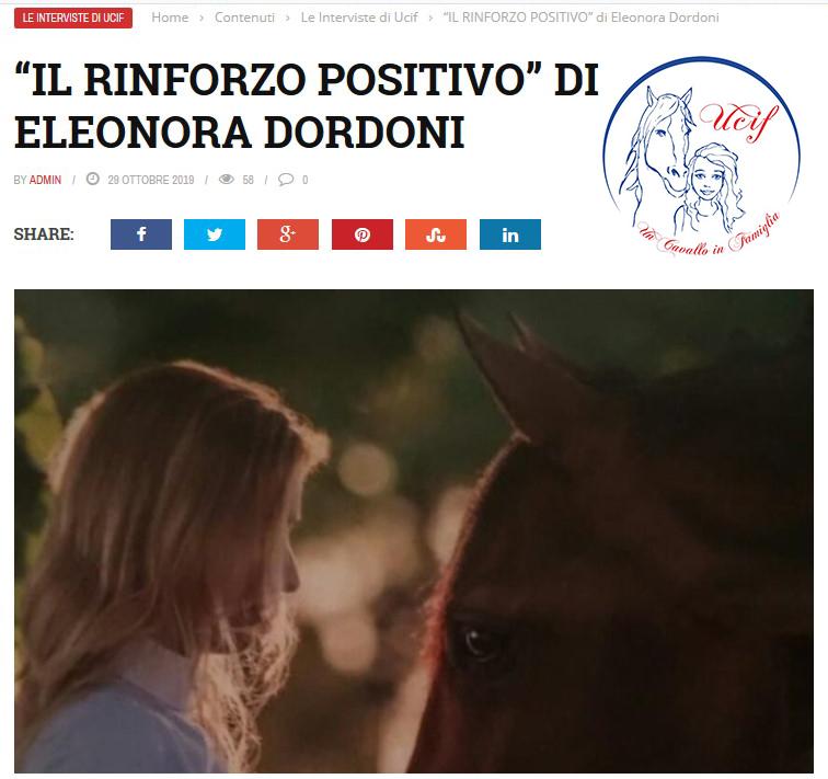 Il RINFORZO POSITIVO: recensione di Un Cavallo In Famiglia